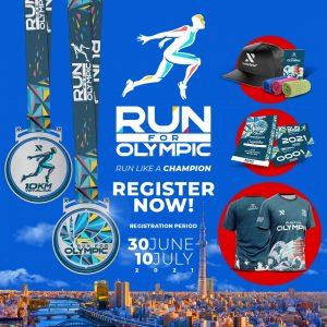Run for Olympic